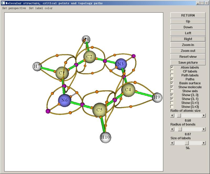 Multiwfn screenshot